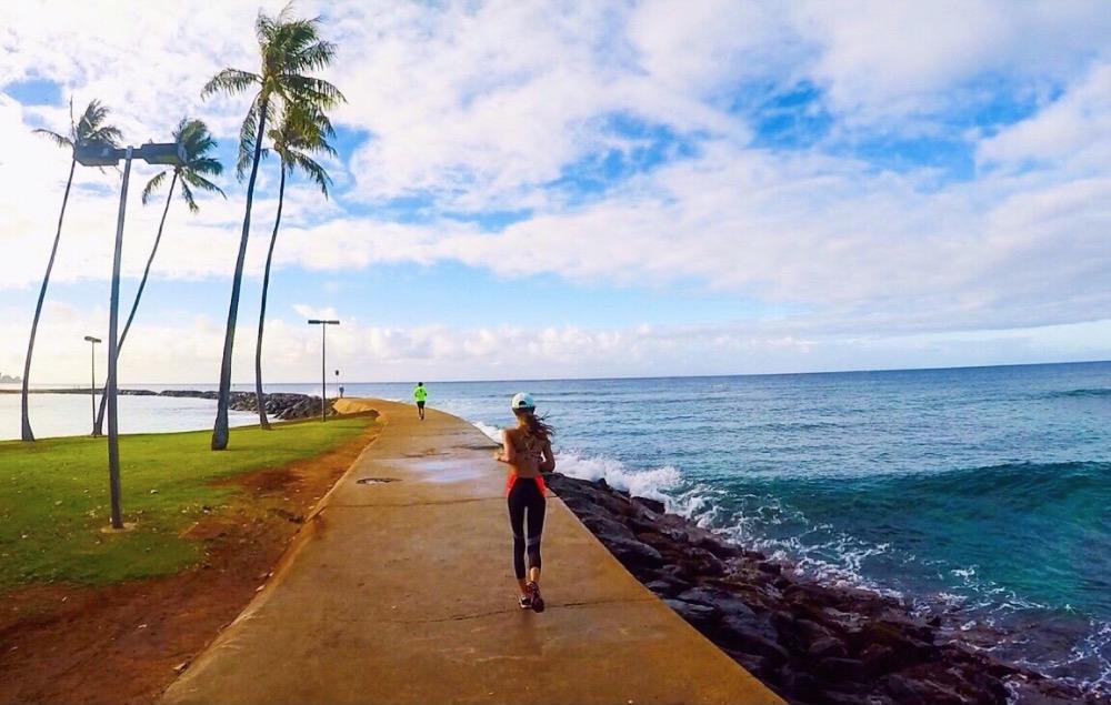 f5a0fca98f865 初日にVictoria s Secret で調達したfitnessウエア。 普段あまり運動しない人も、workoutが日常な人も、ハワイの この気候は自然とアクティブになるはず。